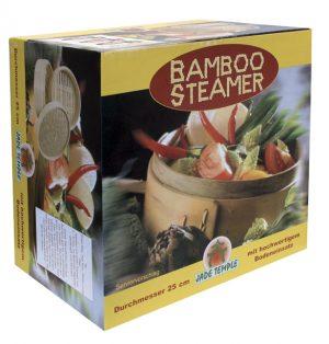 Steamer-Set 25 cm, Bambus