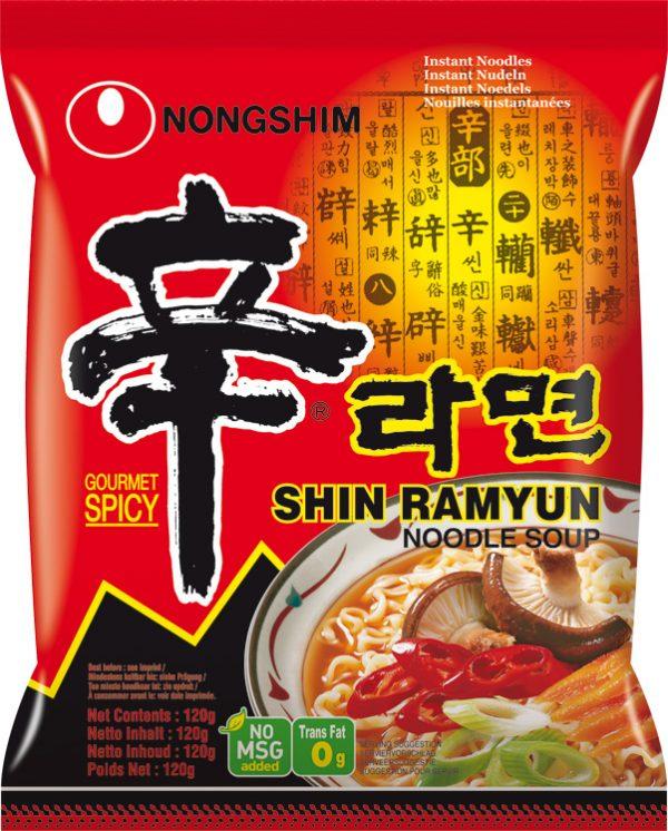 Instantnudeln, Shin Ramyun