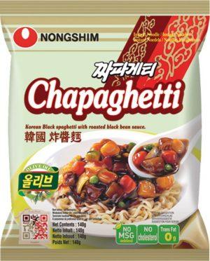 Instantnudeln (Chapagetti)